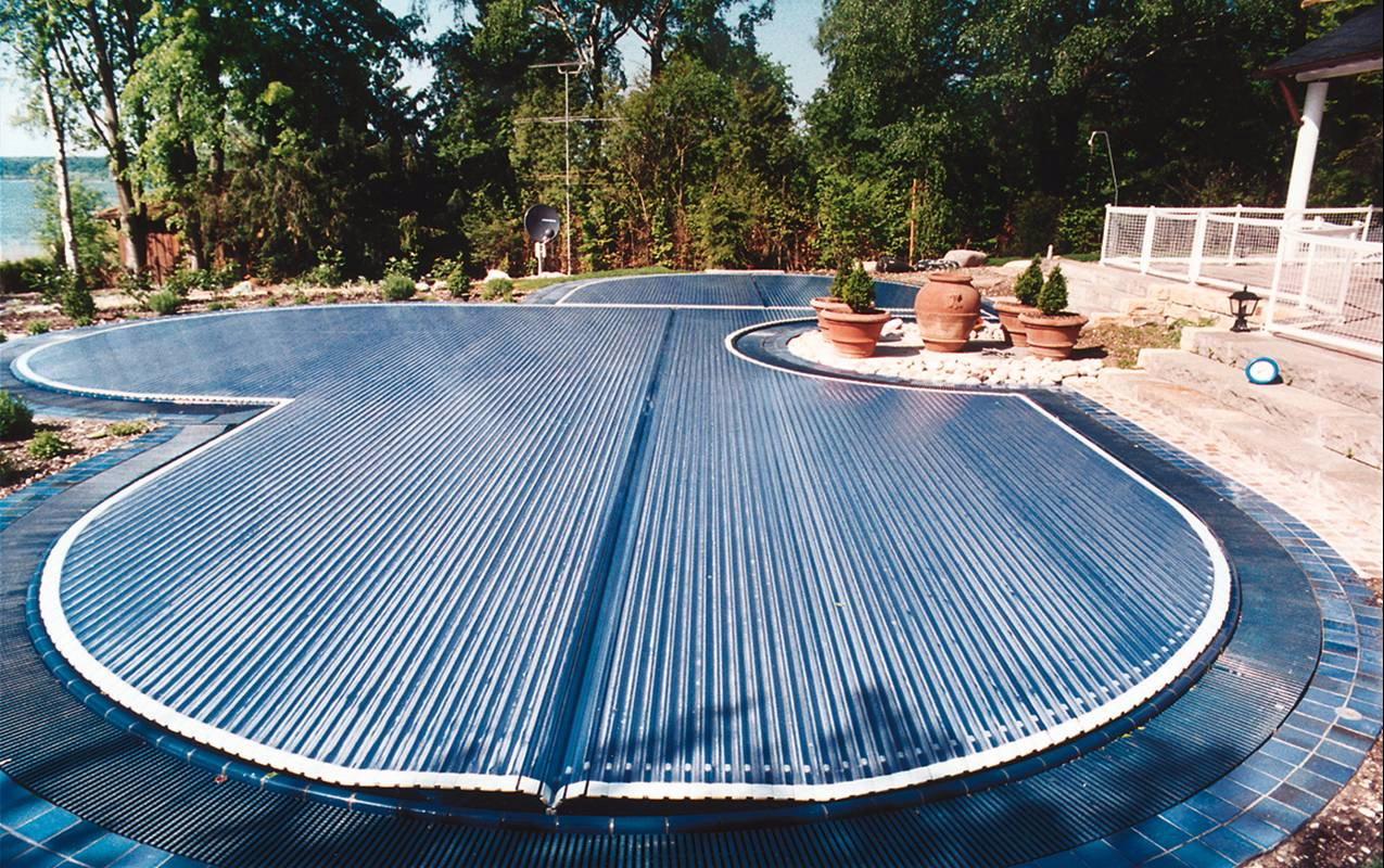 inground pool in LBI