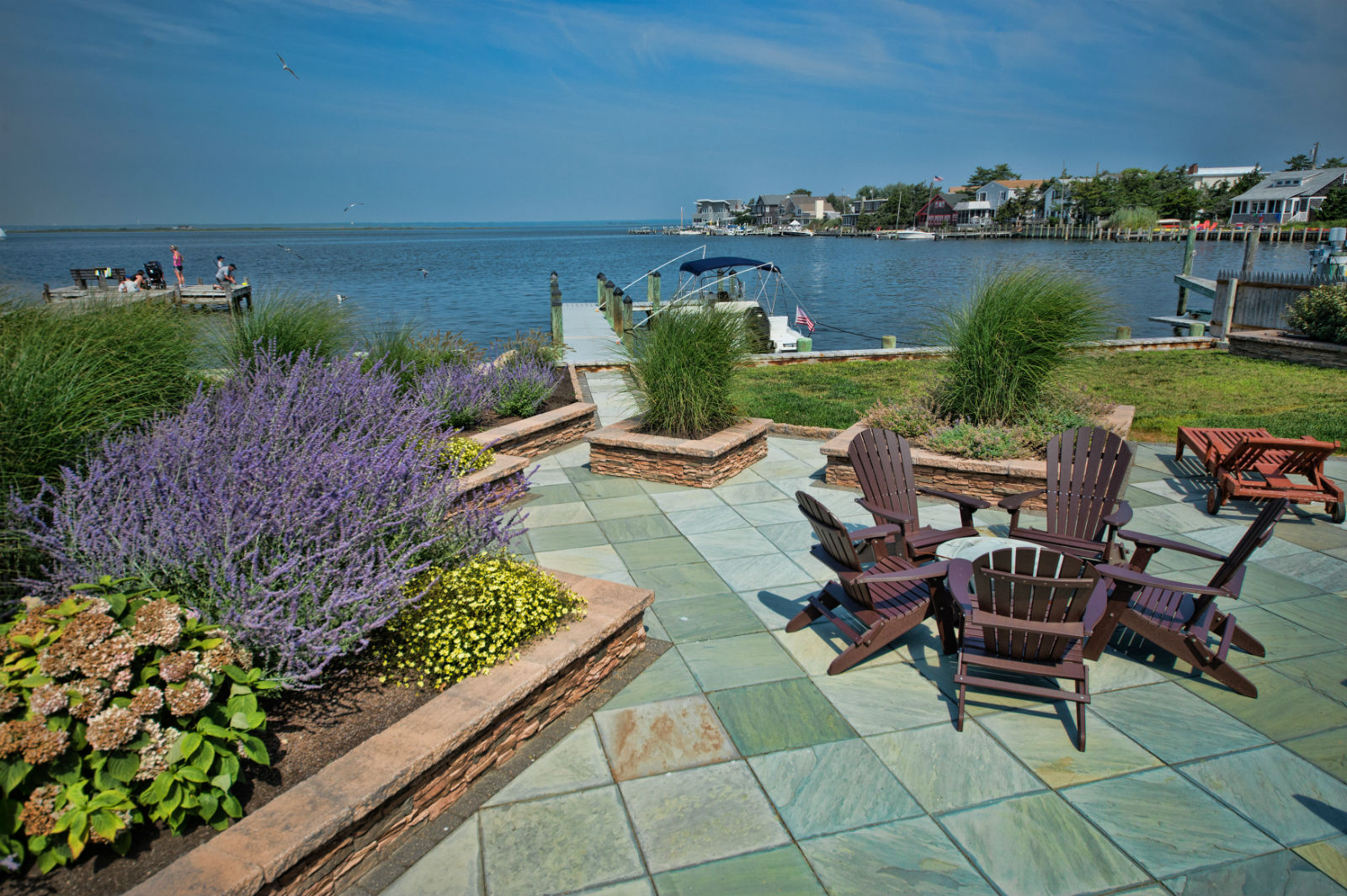 hardscaping design jersey shore