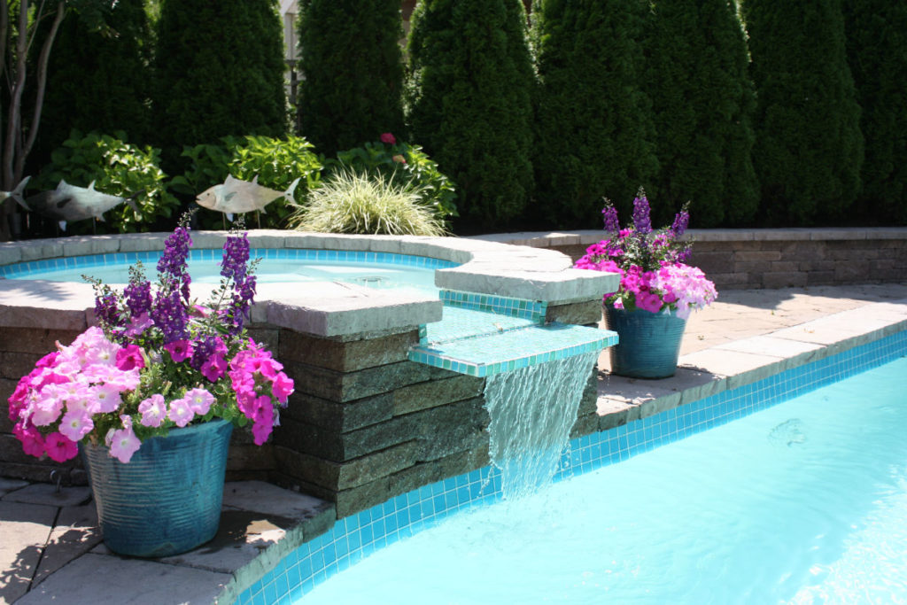 Gunite Pool Designs NJ