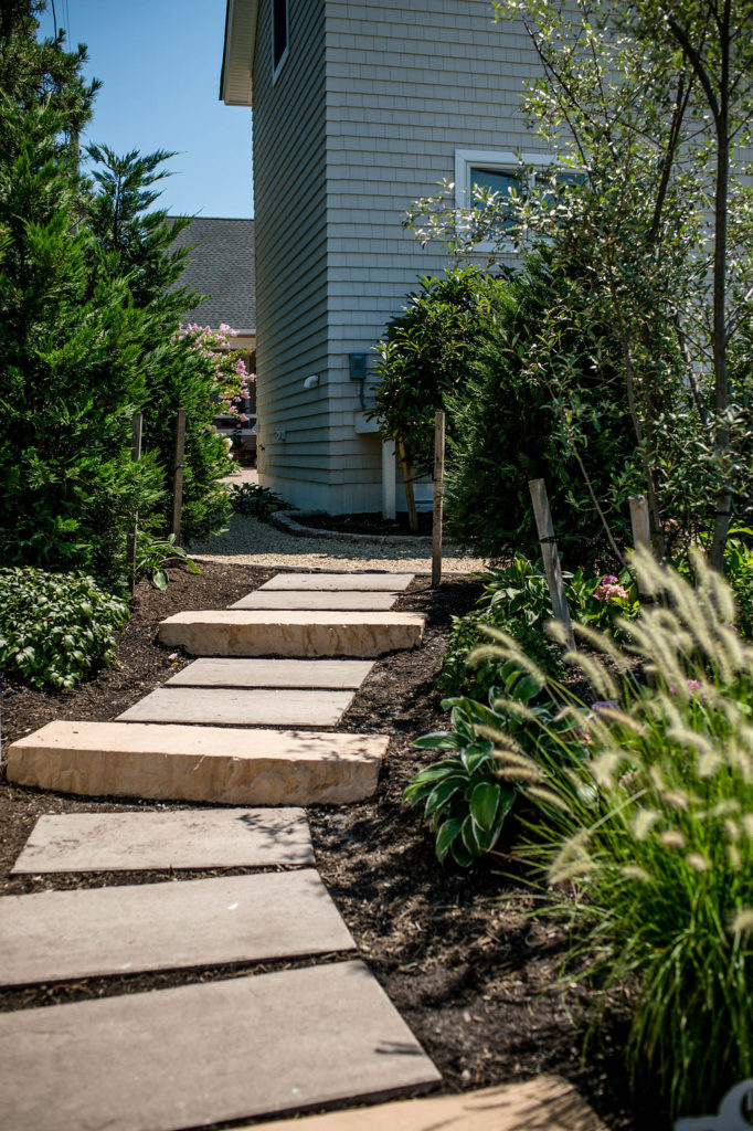 Beach Landscape Design NJ