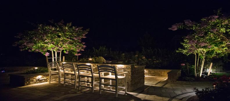Landscape Lighting Archives - David Ash Jr Landscape Contractor
